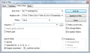 update-license-header-withou-any-tool-notepadplusplus